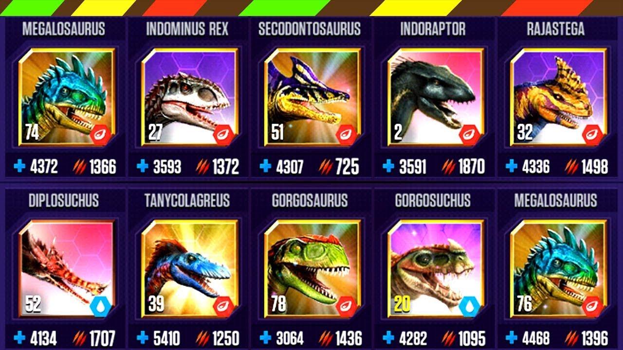 INDORAPTOR VS DEATH DODO | Jurassic World The Games | Khủng Long Bạo Chúa Chiến Đấu 101 | DCTE VN