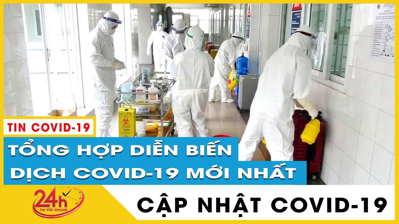 Tin tức Covid-19 mới nhất hôm nay 25/6. Dịch Virus Corona Việt Nam TPHCM ca nhiễm covid-19 tăng mạnh