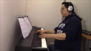 I Hear a Symphony (Ballad version) - The Supremes cover - Marcel Talangbayan - piano