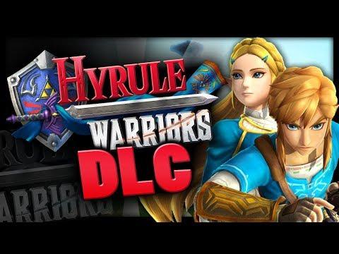 Hyrule Warriors: Link & Zelda Breath of the Wild Costumes (Nintendo Switch)