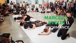 PERFORMANCE  - MARCELO EVELIN / DEMOLITION INCORPORADA | COLAB#10
