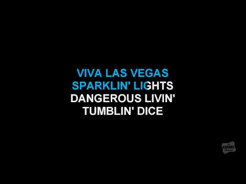 Let's Go To Vegas in the style of Faith Hill karaoke video with lyrics