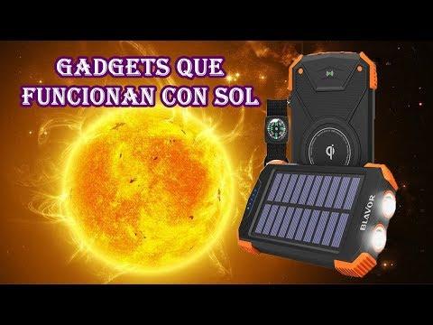 LOS GADGETS MAS UTILES DE ENERGIA SOLAR