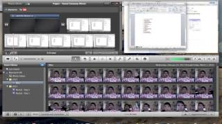 How to make a custom thumbnail using iMovie
