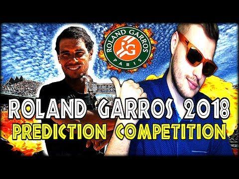 Roland Garros 2018 - Prediction Competition
