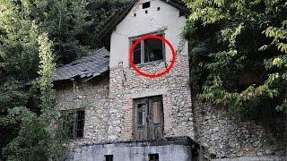 Exploring Haunted House GOES WRONG! Paranormal Activity?