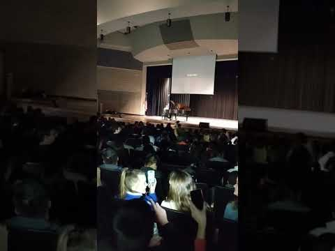 RHS Talent Show where everybody sings Bohemian Rhapsody