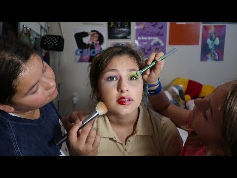 Which Sister Did The Best Makeup? Wins $100