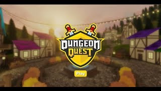 ROBLOX DUNGEON QUEST l HELPING NOOB DUNGEON!!! (LEVEL 80-)