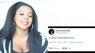 CELEBRITIES REACT TO NORMANI MOTIVATION VIDEO | Reaction Video