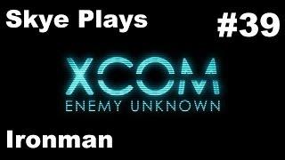 XCOM Enemy Unknown Gameplay Part 39► Mission 30: Were YOU Chosen? ►Ironman