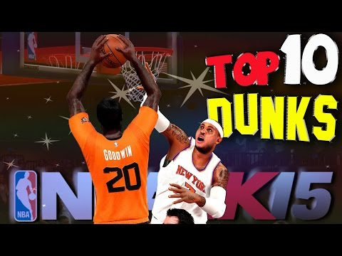 NBA 2K15 Top 10 DUNKS & POSTERIZERS Of The Week #3