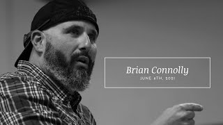 June 6th, 2021 | Guest Speaker Brian Connolly