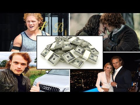 Sam Heughan's ★ Net Worth ★ Girlfriend ★ Family ★ Cars ★ Fashions   2017  Outlander Star