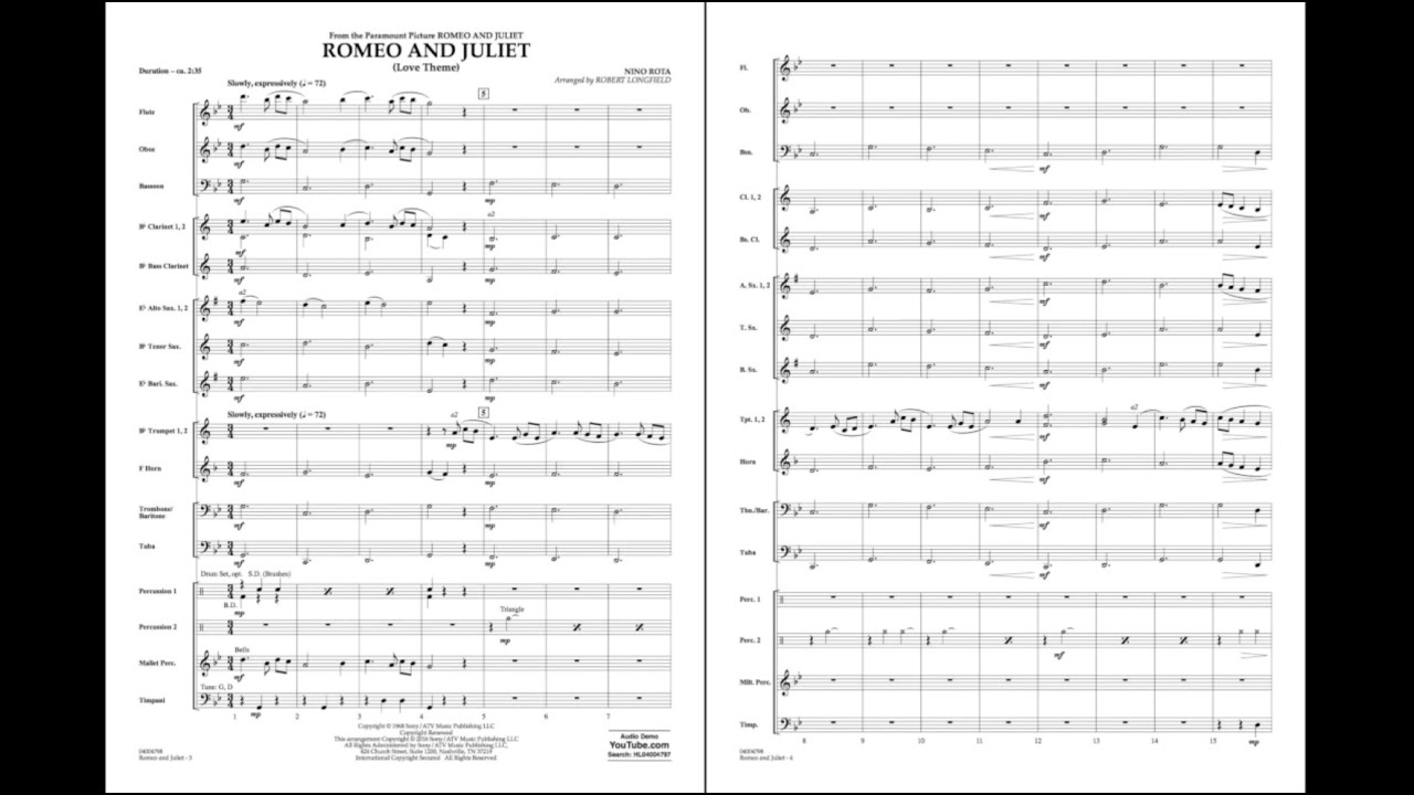 romeo and juliet themes pdf