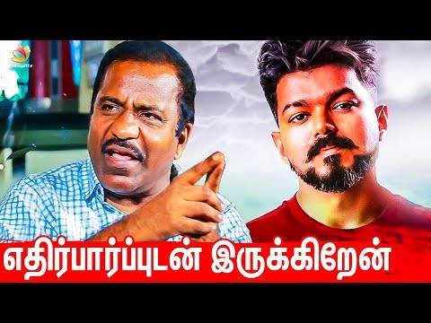 I'm Excited to do My Next with Vijay : Actor Charle Interview | Thalapathy 63 Bigil Trailer