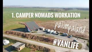 1. Camper Nomads Workation im Palumpaland - mobil leben und arbeiten!