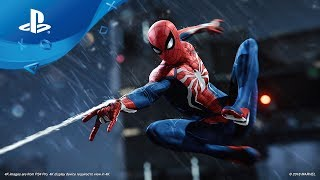 Marvel's Spider-Man - Gameplay Trailer [PS4, deutsche Untertitel] E3 2018
