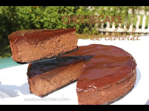 recette de cheesecake au chocolat chocolate cheesecake. Black Bedroom Furniture Sets. Home Design Ideas