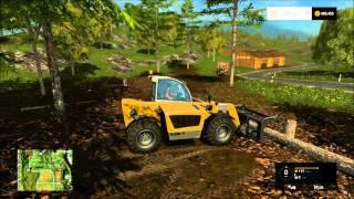 Farming Simulator 2015 Easy Logging Tip Easy Money