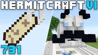 Hermitcraft VI 731 Tag HQ Construction!
