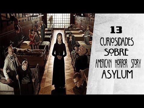 13 CURIOSIDADES sobre American  Horror Story:Asylum (AHS)