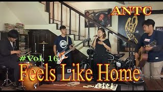 Gambar cover ANTC -  Live (FEELS LIKE HOME) Vol.16