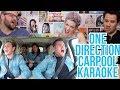 ONE DIRECTION - Carpool Karaoke - REACTION!!