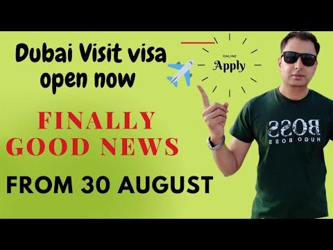 Dubai Visit Visa New Update Today - UAE Visit Visa News Today