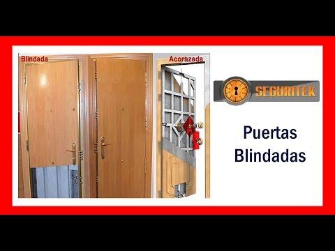 Puertas Blindadas Para Más Protección En El Hogar o Empresa https://youtu.be/AomtLiJlmLA