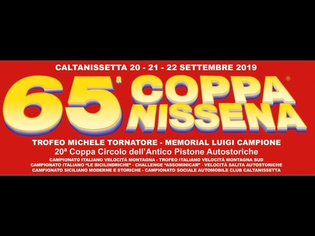 65° Coppa Nissena HD VideoSportAM