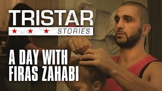 A Day with Firas Zahabi | Tristar Stories in 4K