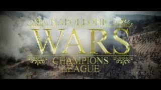 Gambar cover Napoleonic Wars Champions League Trailer - Coverage On TotalLegion