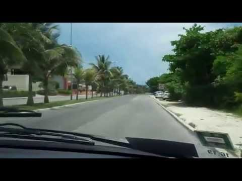 Taxi Ride to the Cancun Airport