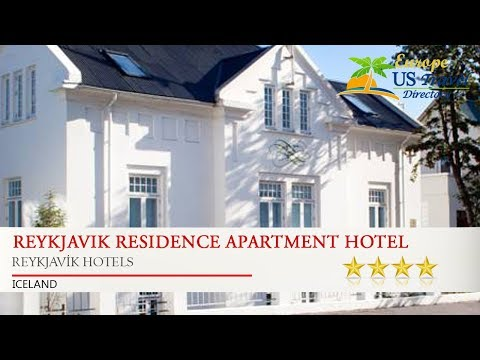Reykjavik Residence Apartment Hotel - Reykjavík Hotels, Iceland