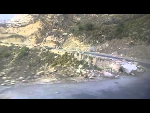 World's deadliest mountain range,Quetta Pakistan