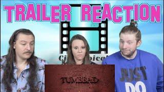 TUMBBAD Trailer Reaction #SohumShah #AanandLRai #tumbbad