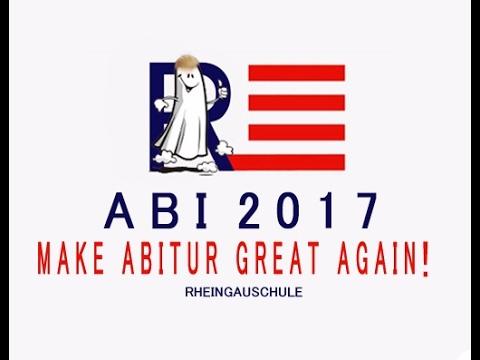 Abi-Challenge 2017 Rheingauschule Geisenheim