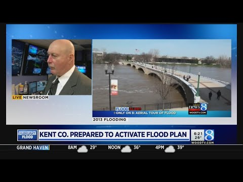 Kent Co. prepared to activate flood plan