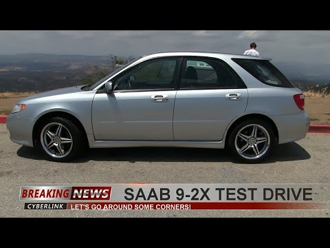 Saab 9-2 X Linear Review & Road Test