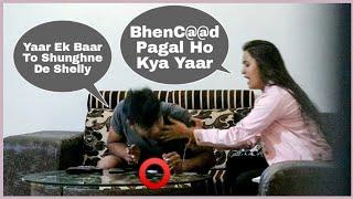 Prank On My Girlfriend Shelly Sharma (Gone Wrong) In Goa