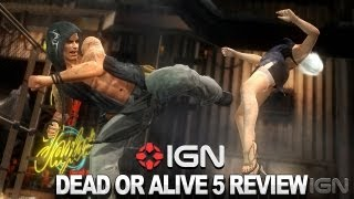 Dead or Alive 5 Review - IGN Reviews