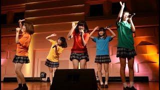 mogu☆mogu(TFMホール 2018.07.01) アイドル usausa少女の曲が流...