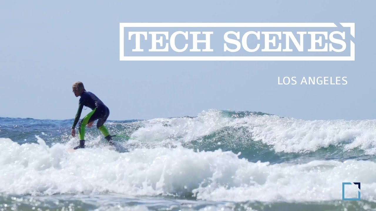 TECH SCENES LOS ANGELES EPISODE 1