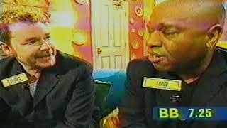 Big Country - Stuart Adamson and Tony Butler - The Big Breakfast, 2000.