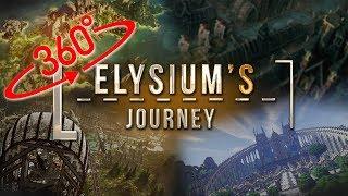 [Minecraft 360 Cinematic] Elysium's 360° Journey