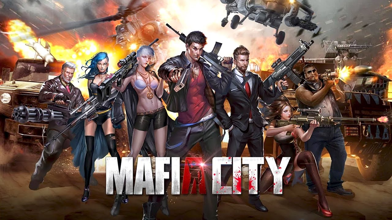 Mafia City: War of Underworld tipps über mod apk