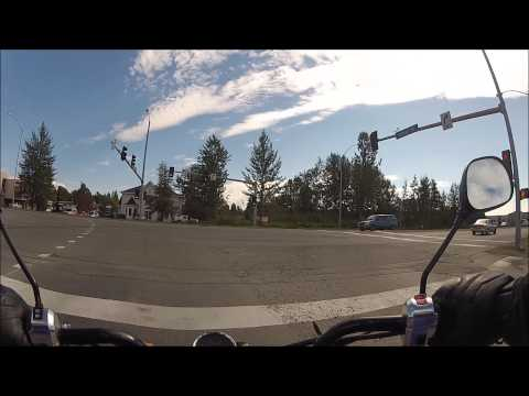 49cc Scooter Diaries - Episode 19 - Library/Old Seward Highway/Dry Cleaners - Anchora