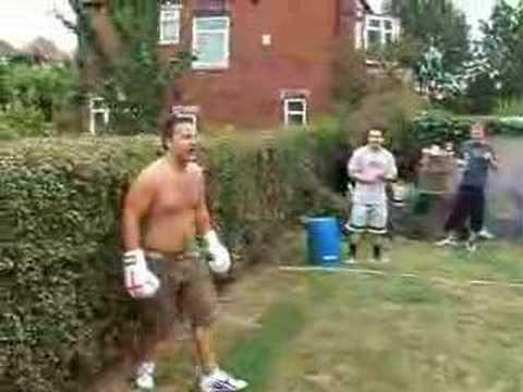 Backyard Boxing (Fight Night 1)