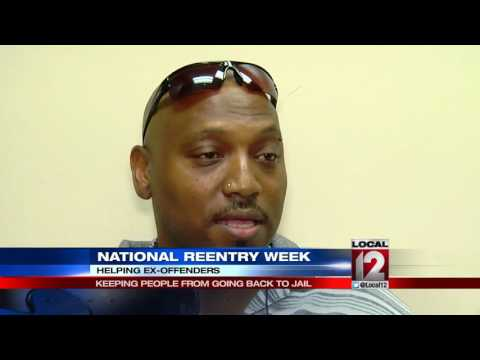 Helping ex-offenders: Keeping people from going back to jail